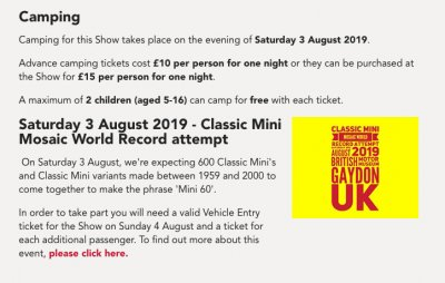 gaydon-ticket-info