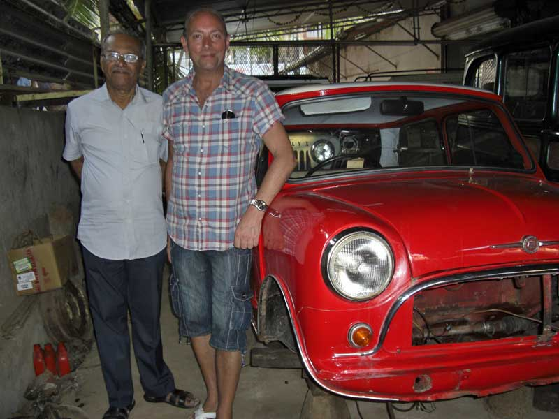 Indian 1959 Mini 1959 Mini Register